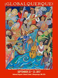 2017 Poster Art by Denise Weaver Ross