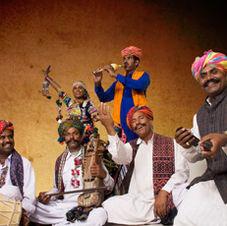 Rhythm of Rajasthan (India)