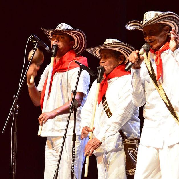 Los Gaiteros de San Jacinto (Colombia
