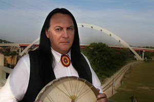 Bill Miller (Mohican Nation)