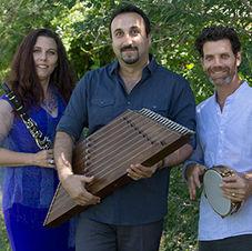 Alborz Trio (Iran/USA)
