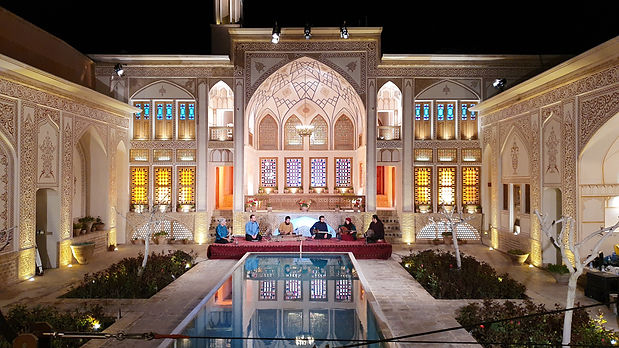 Ensemble Photo at Kashan Venue_Lost In T
