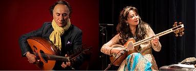 Rahim AlHaj and Sahba Motallebi.jpg