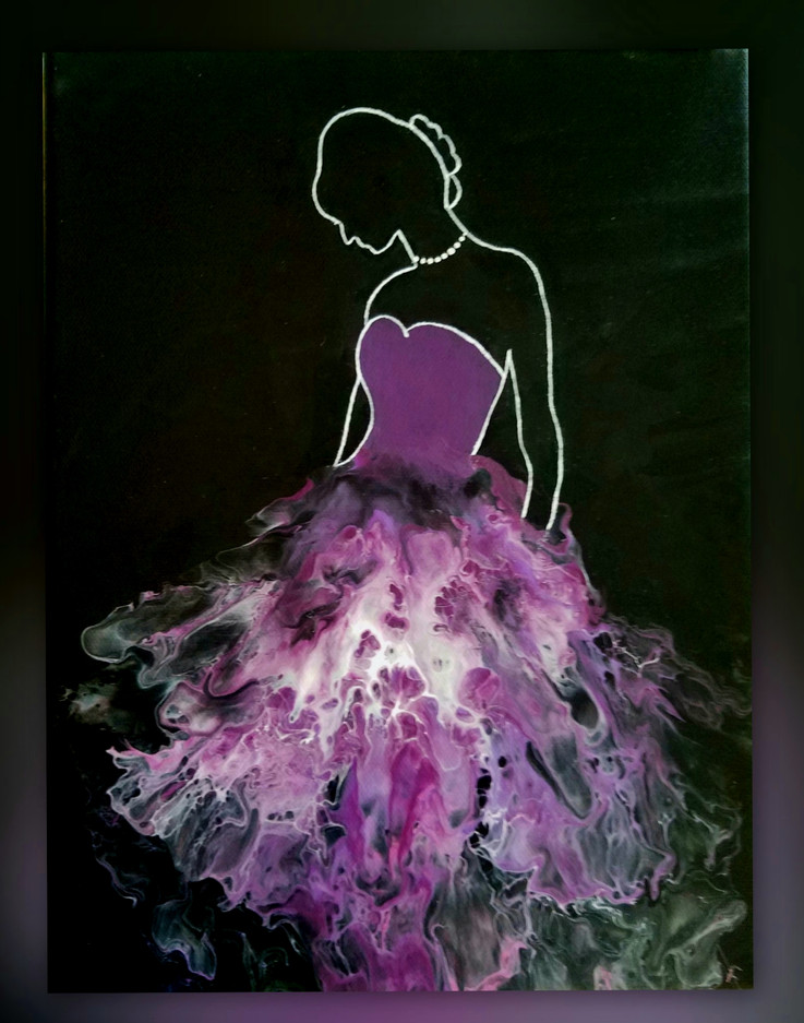 """""""Someday We'll Dance Again""""-SOLD"""