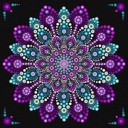 Mandala Tile--NFS