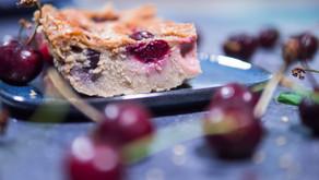Clafoutis vegan, le dessert parfait et healthy de cet été !