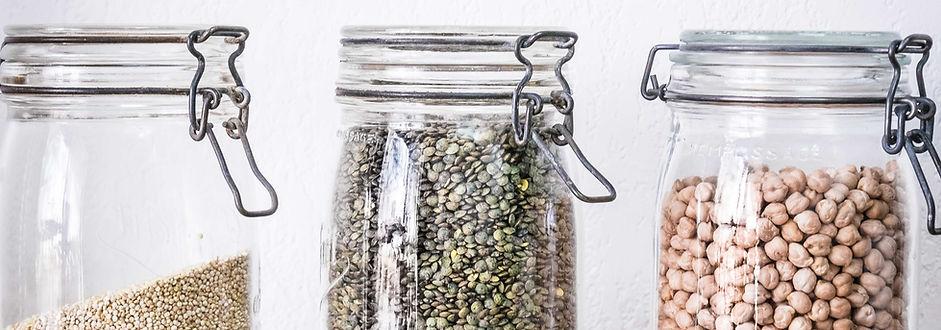 recette vegan, quinoa, pois chiche, lentilles