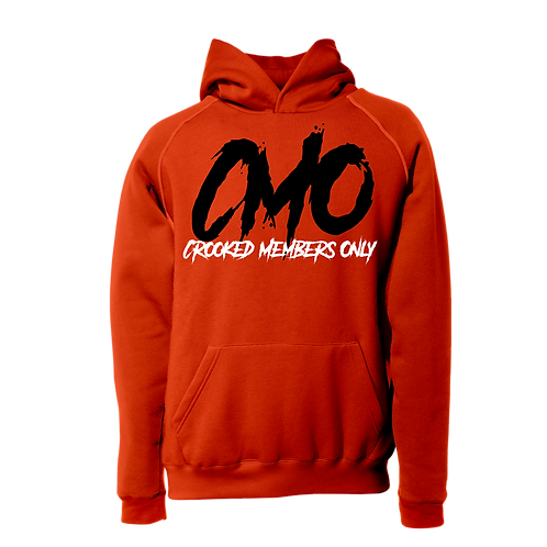 Red CMO Hoodie