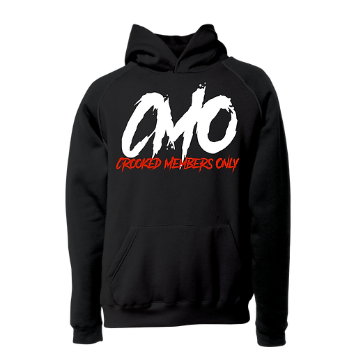 Black CMO Hoodie