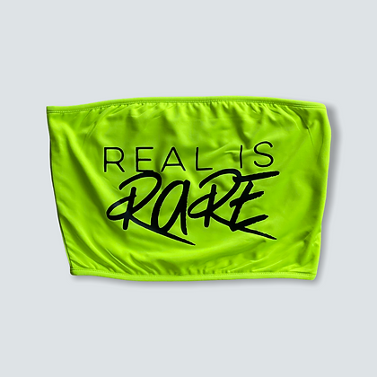 Real is Rare Crop Top