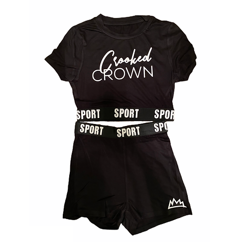Crooked Crown Sports Set
