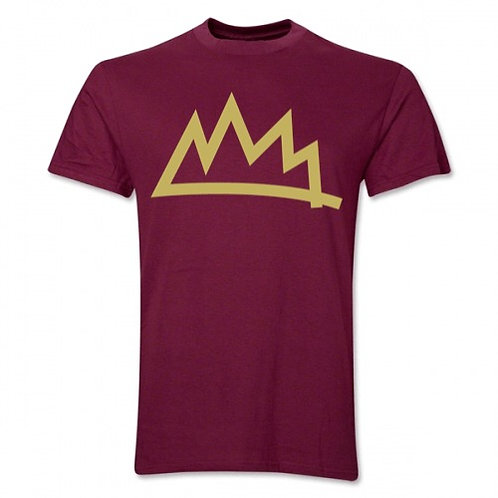 Maroon/Gold T-Shirt