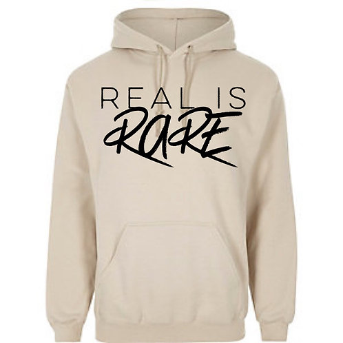 Cream Hoodie (REAL IS RARE)