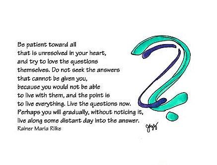 Encouragement -Be Patient