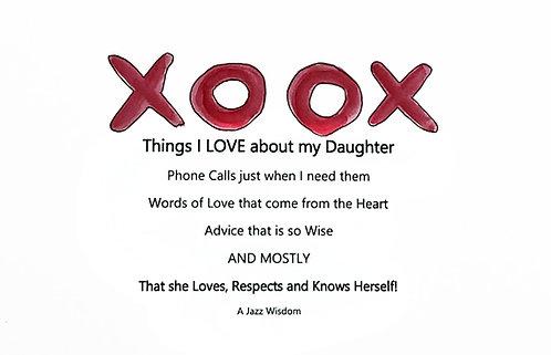Love - Daughter