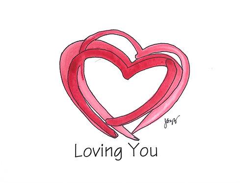 Love - Loving You