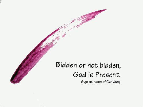 Spiritual - God is Present