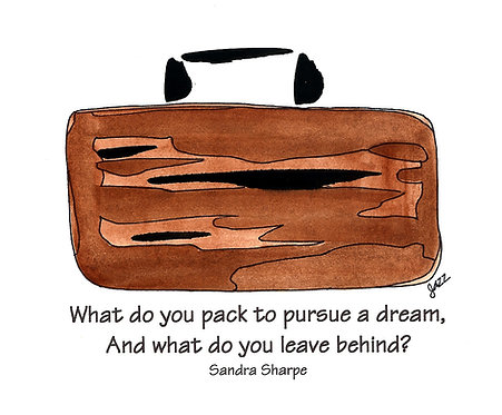 Encouragement - What do you Pack