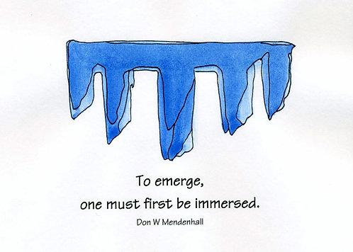 Leadership - Be Immersed