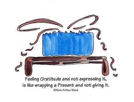 Gratitude - Feeling Gratitude