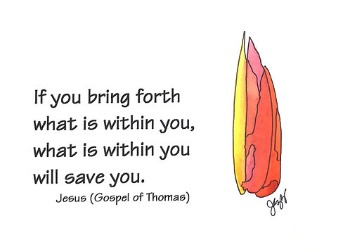 Spiritual - Gospel of Thomas