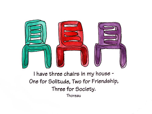 Hospitality - Three Chairs