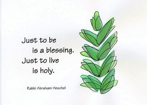 Spiritual - To Live is Holy