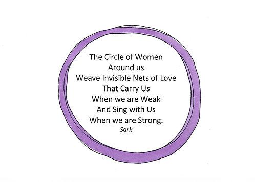 Friendship -Circle of Women