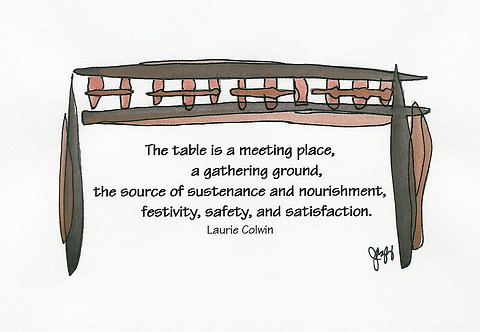 Hospitality - Table