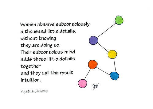 Leadership - Women's Intuition
