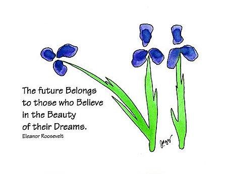 Encouragement -Believe in Your Dreams
