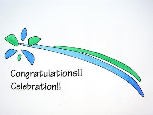 Congratulations - Celebration