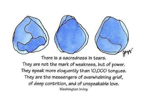 Sympathy - Sacredness of Tears