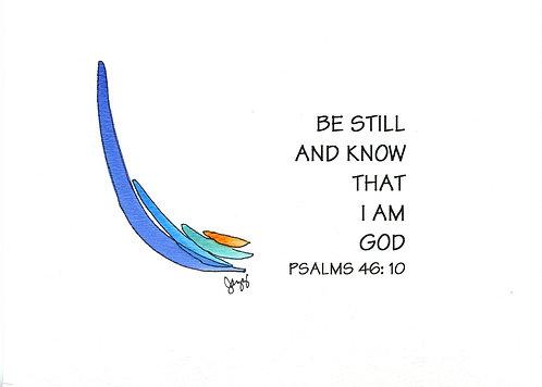 Spiritual- Be Still