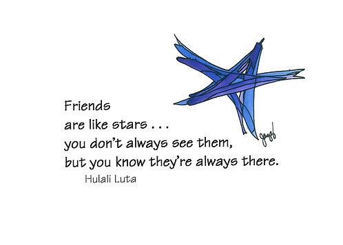 Friendship -Like Stars