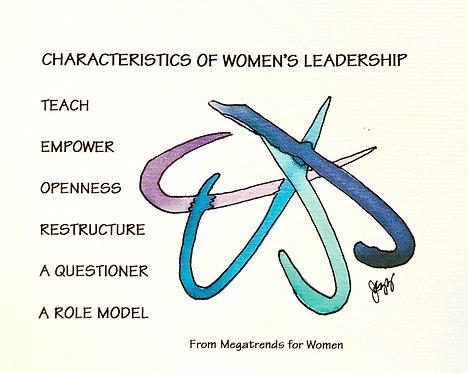 Leadership - Women's Leadership Style