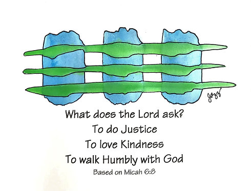 Spiritual - Micah 6
