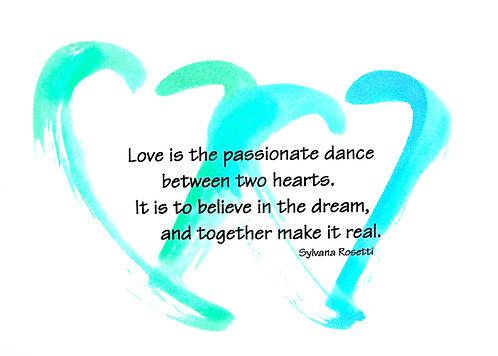 Love - Passionate Dance