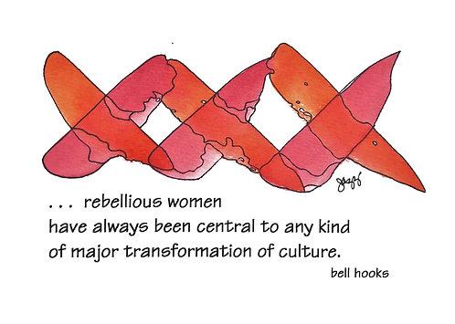 Leadership - Rebellious Women