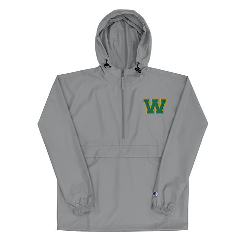 Westfield Embroidered Champion Packable Jacket