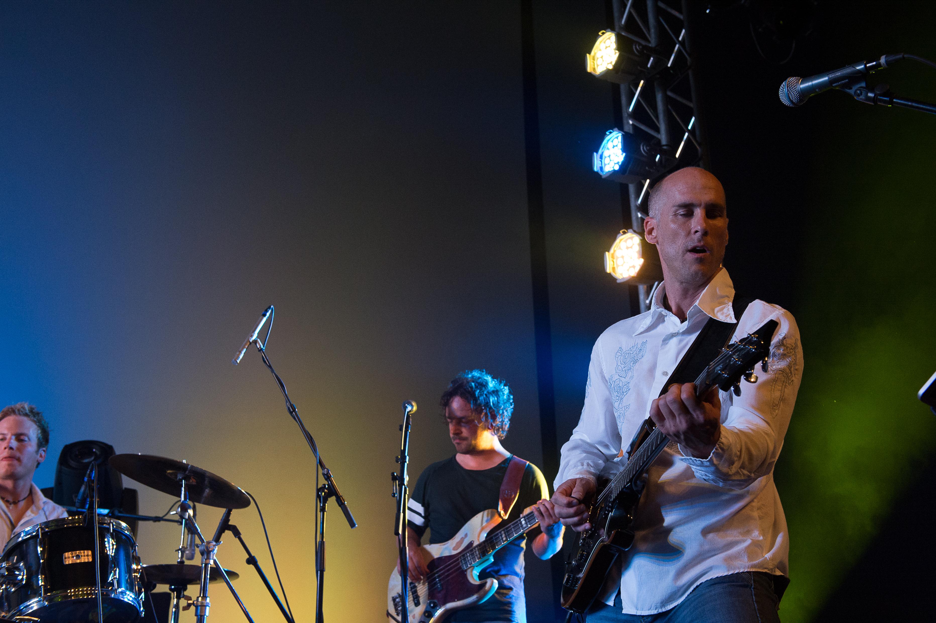 azTon live (Foto: Geri Krischker)