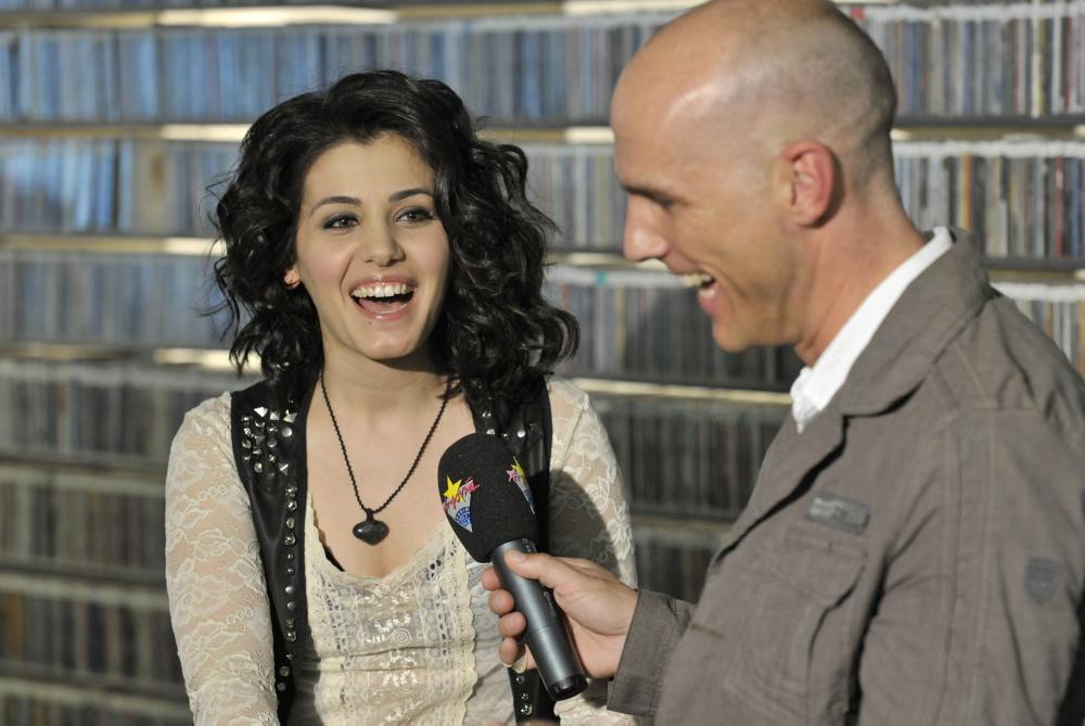 Talk mit Katie Melua