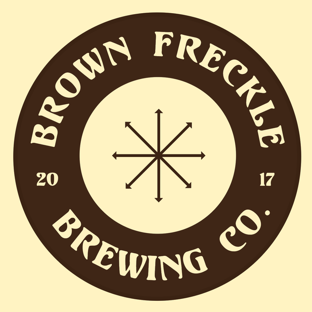 The Brown Freckle logo