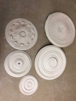 Stock Ceiling roses