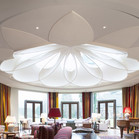Bespoke GRG sky light feature fitted in