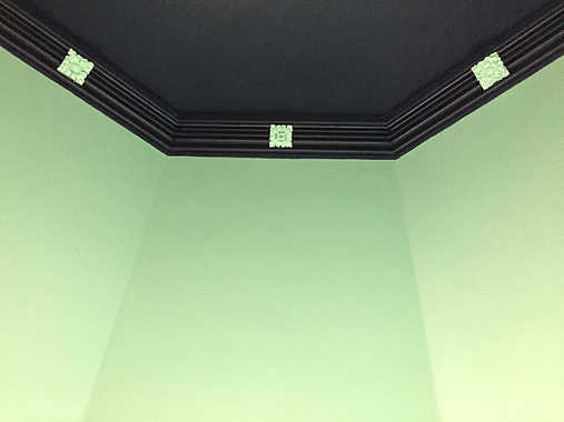 Cornice Manufactured to Match Existing
