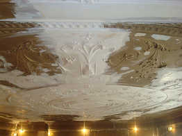 Extensive Ceiling Repairs to Decorative Ceiling
