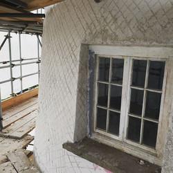Progress to the Restoration of Denver Windmill. Rendering using bestoflime RenderCote