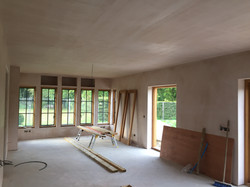 Modern Plastering with Traditional
