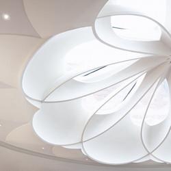 Fibrous Ceiling Skylight